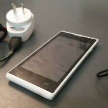 Telstra Android Phone + charger + earphones included Byron Bay Byron Area Preview