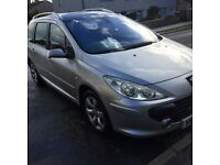 peugeot 307 1.6 hdi for sale