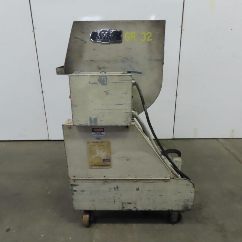 "IMS LP-120-3 12"" x 12"" Open Grinder Granulator 7-1/2Hp 208-230/460V"