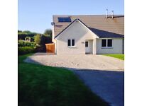 Self Catering Holiday home Newtonmore. Sleeps 4. 1 pet welcome