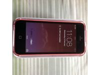 iPhone 5c 16gb, pink, mint condition REDUCED