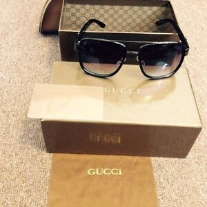 ** Brand new Gucci Sunglasses - never used ** Ormond Glen Eira Area Preview