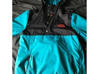 The North Face Rage Mountain Jacket (Blue/Black, Size M)