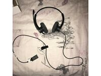 Plantronics Entera HW121N Headset with Microphone