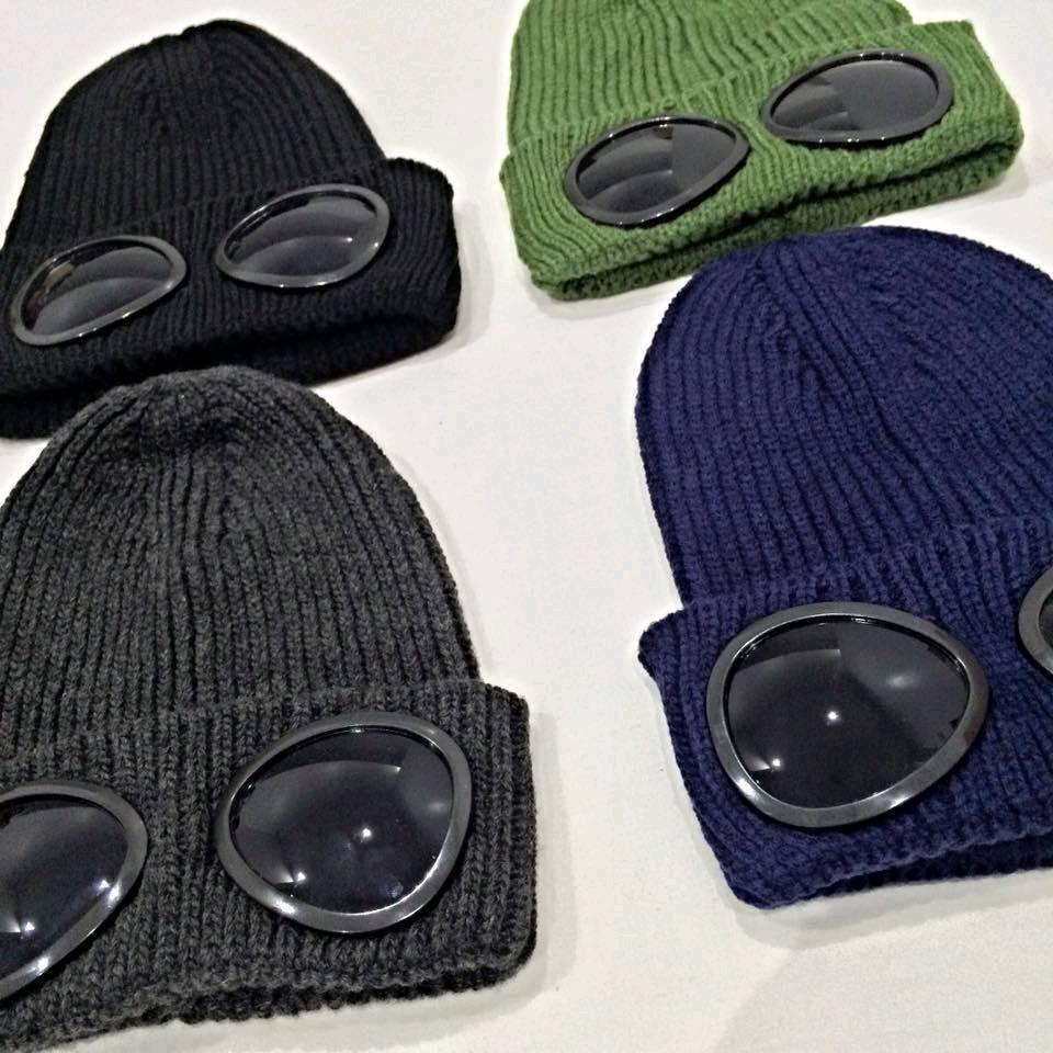 New CP Company Goggle Beenie Winter Hat  dcd090ca8