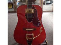 Gretsch Electro Acoustic Guitar