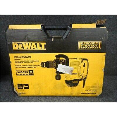 Dewalt Chipping Hammer Case Sds Max 10-12 Joules D25832k