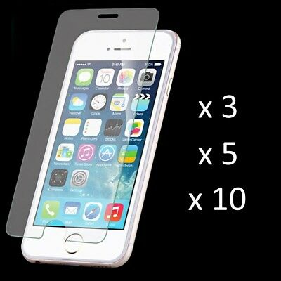 Plastic Screen Protector Screen Guard for iPhone 6, 7, 8, X, Plus, 10x, 5x, 3x 3 Screen Protector Guard