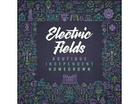 2 VIP Adult Weekend Tickets to Electric Fields Festival