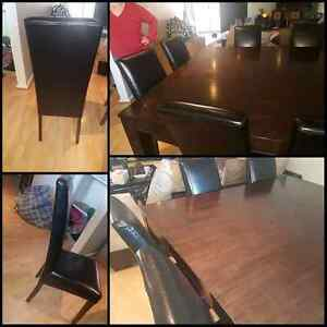 Dining table with 8 chairs Berwick Casey Area Preview