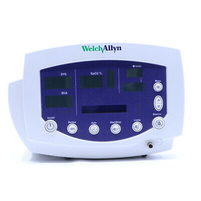 Welch Allyn 53nt0 007-0104-01 Vital Signs Patient Monitor
