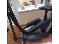 Roger Black Cross Trainer/Exercise Bike for Sale