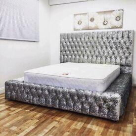 Luxury Paris bed - King