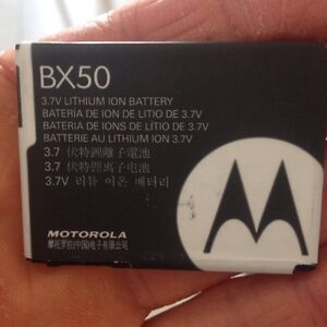 Motorola BX50 Mobile phone battery Magill Campbelltown Area Preview