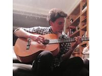 GUITAR LESSONS IN LONDON 15 PPH