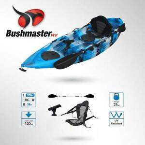 Best Value Fishing Kayak for sale, package for only $339