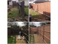 BMS Landscaping Fencing contractors Fence panel and post Watford Bushey Croxley Rickmansworth