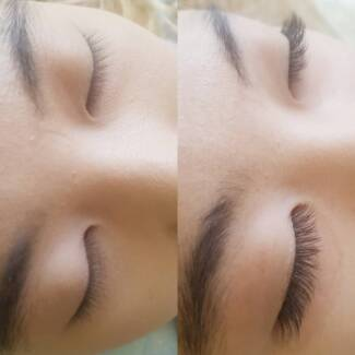 eyelash extensions & eyebrow tattoo Meadowbank Ryde Area Preview