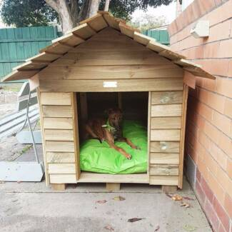 New Weatherproof Kennels - Online ordering now available