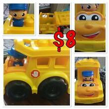 Mega Bloks First Builders Sonny School Bus Rochedale South Brisbane South East Preview