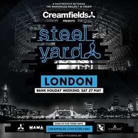 Bar work at Steelyard London
