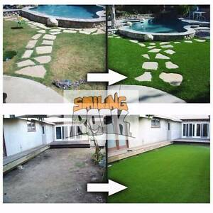 $10!! 25mm thick, Supply Only NATURAL LOOK ARTIFICIAL GRASS Wangara Wanneroo Area Preview