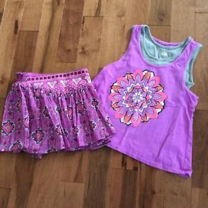 Size 8 (Girl) Justice Outfit