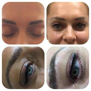 Eyebrow feathering Banyo Brisbane North East Preview