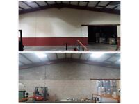 Industrial, Commertial painting West Midlands