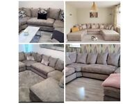 U SHAPE SOFA AVAILABLE IN STOCK available in different colors