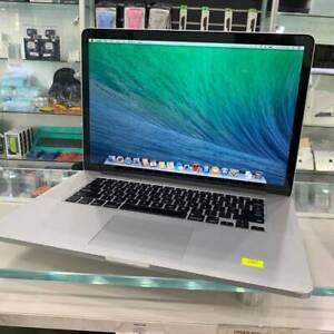 "Macbook Pro 15"" 512gb 16gb 2014 Silver Tax Inv Warranty Surfers Paradise Gold Coast City Preview"
