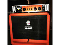 Orange OB1500 Bass AMP - £1100