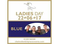 x2 Blue Tickets at Chelmsford Racecourse - Ladies Day