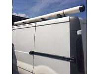 Vauxhall vivaro Renault trafic Nissan primastar roof rack and alloy piping