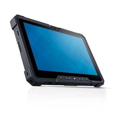 "Dell Latitude 12 Rugged 7202 11.6"" M-5Y71 8Gb 256Gb SSD Windows 10 Pro Tablet"