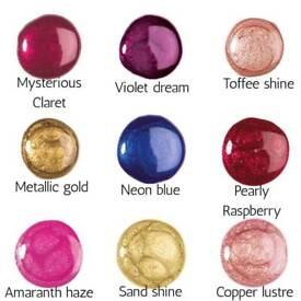 Gel nail polish NO UV LAMP REQUIRED