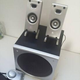 Speakers + Subwoofer