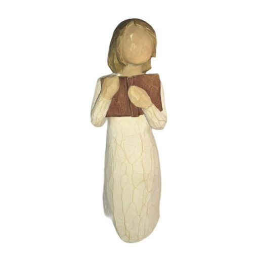 """Willow Tree Angel """"Love Of Learning"""""""