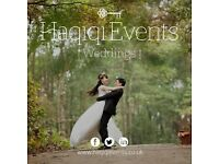 Affordable Wedding and party planning in London and Southend