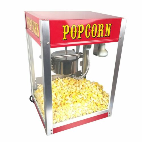 Paragon Theater Pop 4 Ounce Popcorn Machine.  Made in USA!