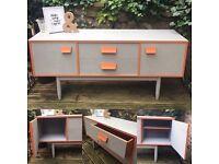 Retro Gplan sideboard tv cabinet