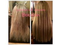 Pre bonded hair extensions, Brazilian double drawn!! Low competitive prices!! UK Hair supplier!!!
