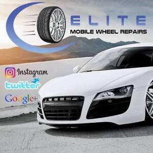 Mobile Wheel Repairer / Spray Painter