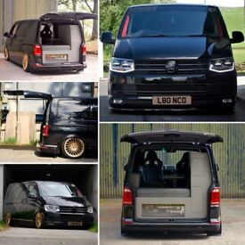 Vw t6 Transporter camper air suspension