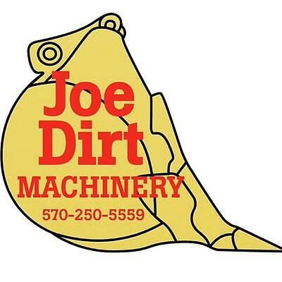 joedirtmachiney