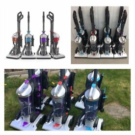 FREE DELIVERY VAX PET BAGLESS UPRIGHT VACUUM CLEANER HOOVERS gg