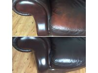 Leather Repair & Re Puffering Service