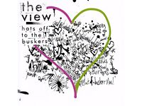 2 tickets for The View: Hats Off to the Buskers 10th Anniversary Show