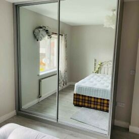 ✨Brand New Sliding Door Wardrobes , Beds , Chest Of Drawers & Bedside table For Sale.