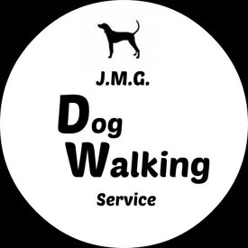J.M.G. Dog Walking Service. Professional dog walking in the city of Liverpool.
